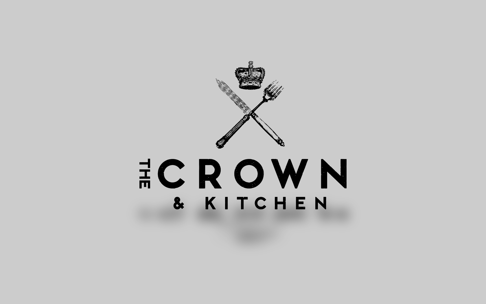 Crown and kitchen